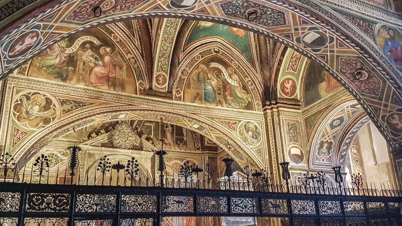 Il palazzo civico di siena è sicuramente una delle attrazioni da visitare in un giorno in città. I suoi interni sono tutti affrescati e rappresentano scene religiose e di vita quotidiana.